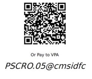 QR Code of IDFC